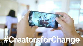 JANGAN ASAL POSTING - CREATORS FOR CHANGE