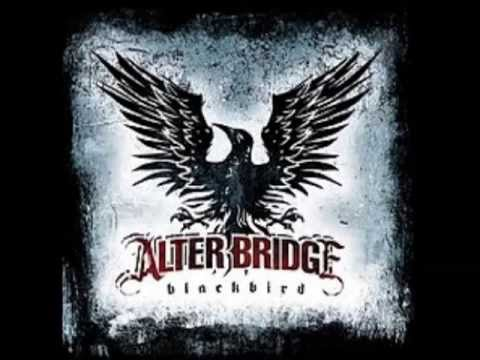 Alter Bridge  Blackbird 2007 Full Album