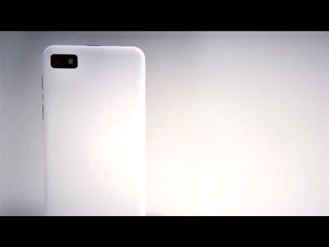 Обзор BlackBerry Z10