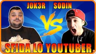 FIFA 15 SFIDA LO YOUTUBER : J0k3R vs SODIN ! EPICO [60FPS]