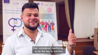 Learning gender equality through public debates in Republic of Moldova