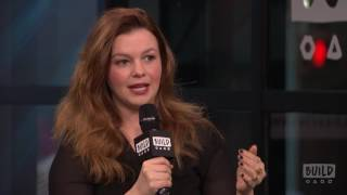 Amber Tamblyn Talks About Her Off-Broadway Debut In