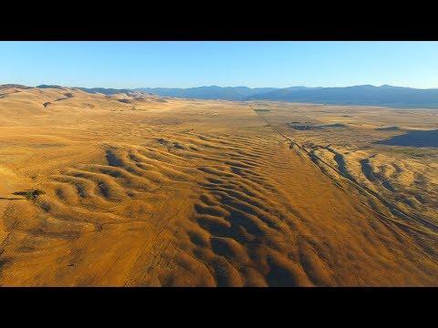 Mega-ripples of Camas Prairie Basin - Filling or Draining? Cosmography101-17.1 w/ Randall Carlson