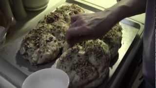 Christmas Braided Bread   Recipe Below