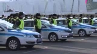 в Казахстане начали работать универсальные полицейские