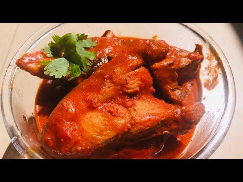 Fish Pulimunchi | Anjal/King Fish Pulimunchi | Pulimunchi Recipe | Anjal Recipe