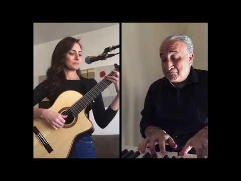 Can't help falling in love - Elvis Presley (Cover by Louloua Rahmoun & Luigi Belati)