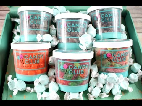 Candy Club 6 Candy Tasting & Review + Buy 3 Get 3  #candyclub