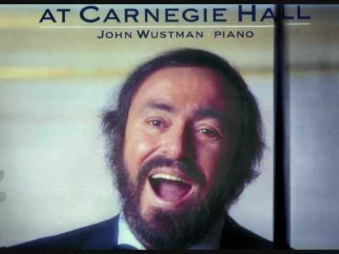 Luciano Pavarotti. Angelo casto e bel. Il duca d´Alba. Donizetti.