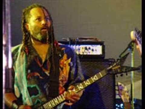 Michael Hampton from Funkadelic