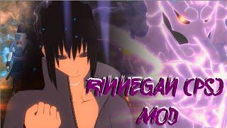 Naruto Shippuden Ultimate Ninja Storm Revolution - Rinnegan Sasuke Moveset Mod (1440p)
