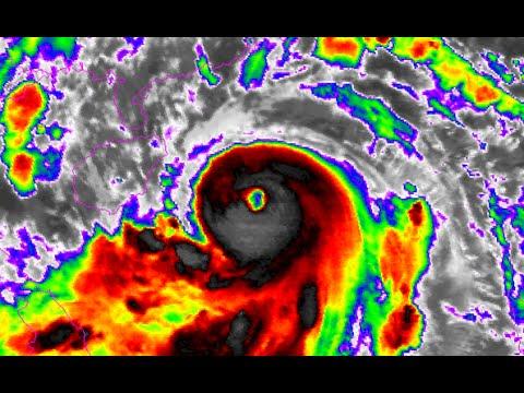 Typhoon Rammasun rapidly intensifies near China - Update 10 (July 18, 2014)