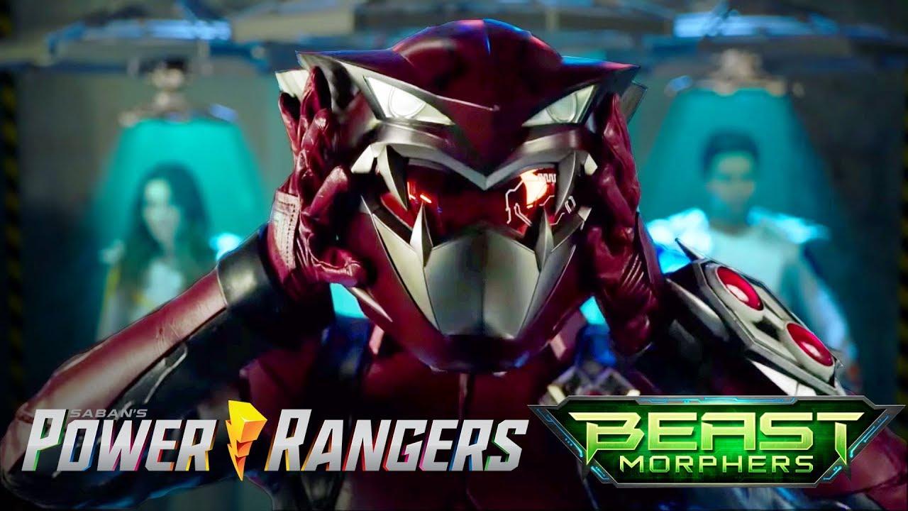 Power Rangers Beast Morphers - Enter Blaze Ranger   Episode 1