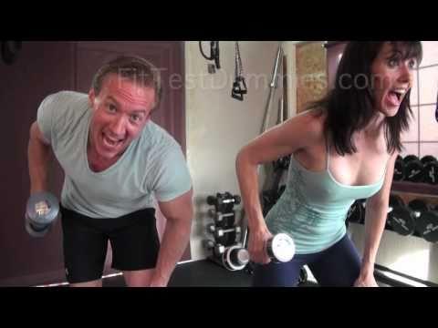 Fitness Shake Weight Workout