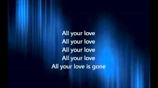THE DOORS -  LOVE HER MADLY LYRICS