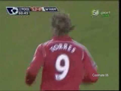 Torres hat trick against West Ham