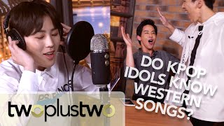 Korean Celebrities Sing Famous Pop Songs feat. HOTSHOT (핫샷)