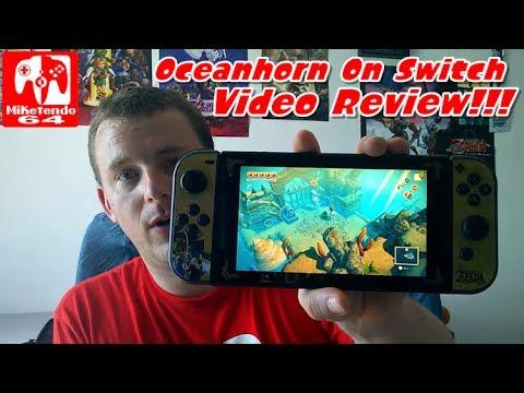 Oceanhorn Video review (Miketendo64)