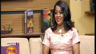 I Want To Be A Vice Chancellor - Comedian Helen Paul  Wake Up Nigeria