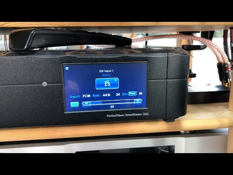PS Audio Perfectwave DirectStream DAC - It Upsamples All Music To DSD