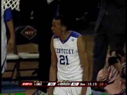 Kentucky tops UNLV in Memorial Coliseum NIT Game