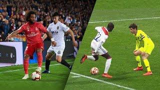 Ferland Mendy vs Marcelo | Who is Better? | 2018/19 Highlights