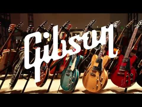 2019 Gibson Hollow Body Line