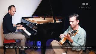 BOOGIE WOOGIE JUMP - with Pascal Amman & Chris Conz