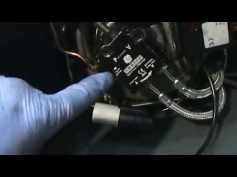 Bomba electrov/álvula quemador caldera Standard AS47C1538