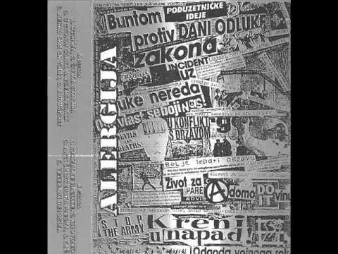 Alergija  - Buducnost  ( 1995 Croatia Darkwave Post Punk /  Punk )