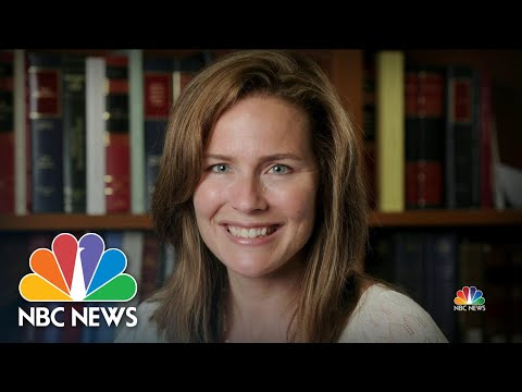 President Trump Selects Amy Coney Barrett As Supreme Court Nominee | NBC Nightly News