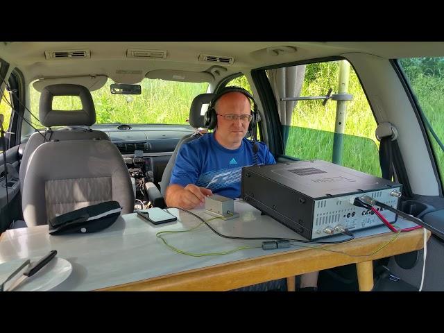 Expedice Akát 3  2020 Vysílání v plném proudu