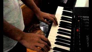 Ashita Hareru Kana on Piano