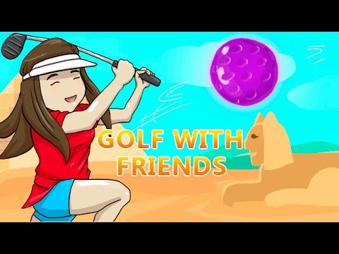 SUDANDO CON EL GOLF   Con Luh, Gona  Y Exo    Golf with friends   sarinha