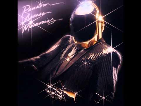Daft Punk - Get Lucky Instrumental + Download