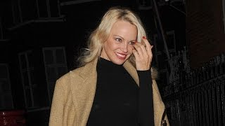 Is pamela anderson in love with the most dangerous man world? she seems to have fallen head over heels for notorious wikileaks co-founder, julian assa...