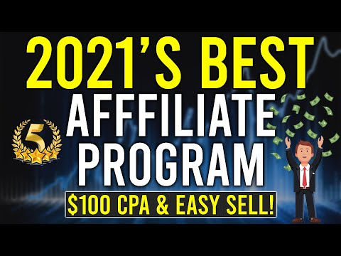 The BEST Affiliate Program For Making Recurring Passive Income Right Now! (2021)