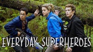 ::The Troop~ Everyday Superheros::