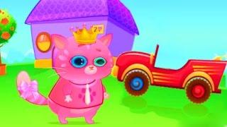 КОТЕНОК БУББУ #3 и его ПОДРУЖКА - игровой мультик для малышей видео для детей