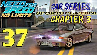 Need For Speed No Limits - car series : Sports Classics-Chapter3 |Episode37