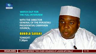 Saraki Alleges Massive Corruption In Oil Sector