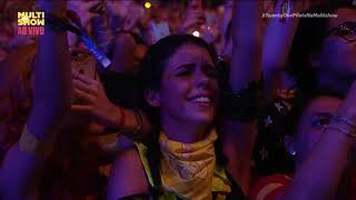 Twenty one pilots - Lollapalooza Brasil - Ride/stressed out. Live 2019