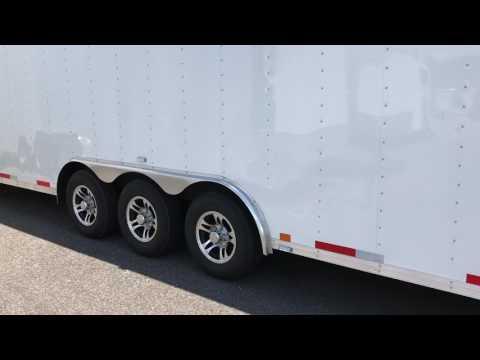 Pro-line Trailers 32' Razor Package Race Trailer