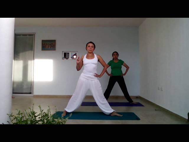 Yoga in Aguascalientes, Mexiko