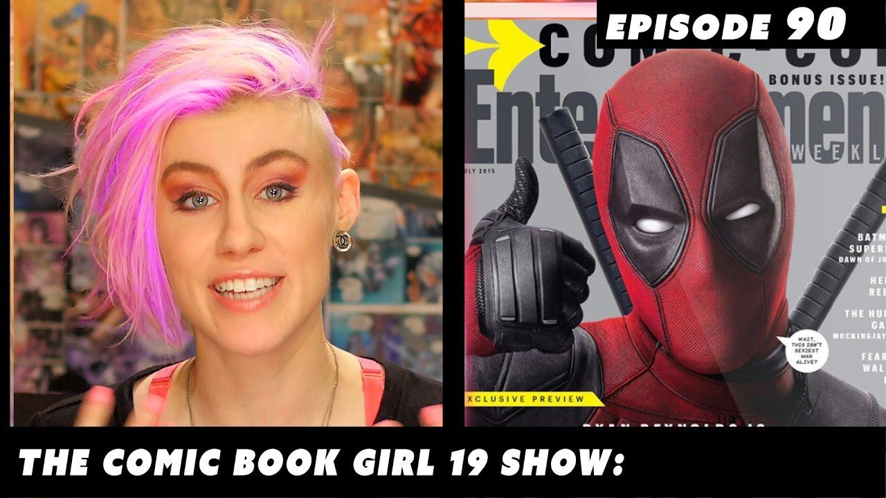 Comic Book Girl 19 Nude Photos 61