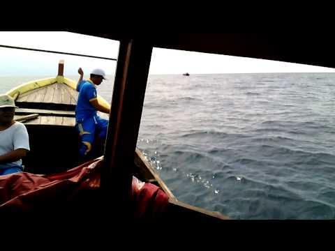 handline FISHING fun time with the BIG BOSS