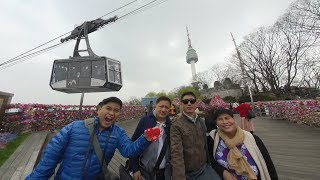 How to go to Seoul Tower and Beyond
