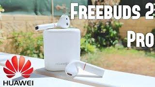 Huawei Freebuds 2 Pro Experiencia de uso