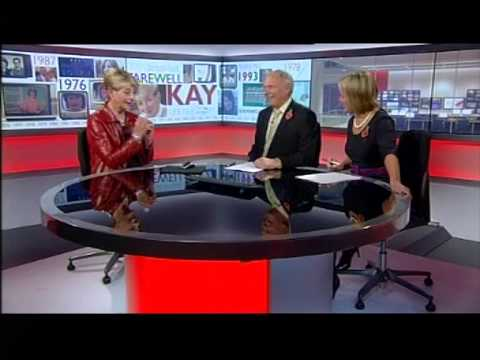 Kay Alexander retires from BBC Midlands Today
