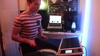 Beyoncé - Déjà vu (live Remix by Romain Jovion)